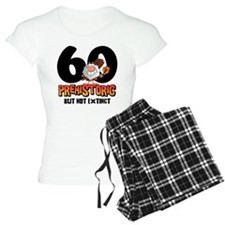Prehistoric 60th Birthday Pajamas