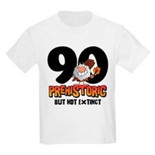Prehistoric 90th Birthday T-Shirt