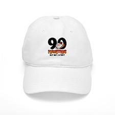 Prehistoric 90th Birthday Baseball Cap