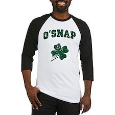 O'Snap Baseball Jersey