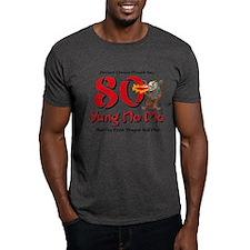 Yung No Mo 80th Birthday T-Shirt