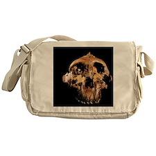 Paranthropus boisei skull - Messenger Bag