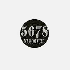 Cool Latin dancing Mini Button (10 pack)