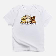 Golden Lover Infant T-Shirt