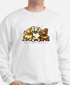 Golden Lover Sweatshirt