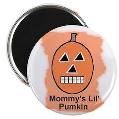 mommys little pumkin Magnet