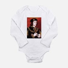 Cute Wars roses Long Sleeve Infant Bodysuit