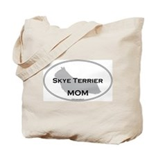 Skye Terrier MOM Tote Bag