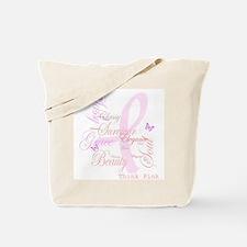 Think Pink (Elegance) Tote Bag
