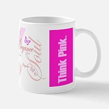 Think Pink (Elegance) Mug