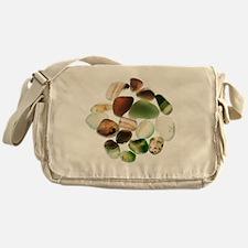 Assortment of Gemstones - Messenger Bag