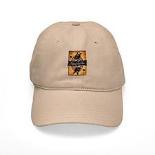 Cap (khaki/white)