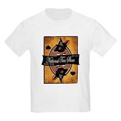 T-Shirt (white/gray/pink)