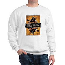 Unisex Sweatshirt (gray/white)