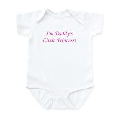 Daddy's Little Princess! Infant Bodysuit