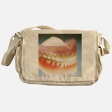 False teeth - Messenger Bag