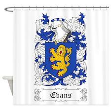 Evans Shower Curtain