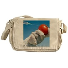 Genetically engineered tomato - Messenger Bag