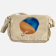 Hearing aid - Messenger Bag