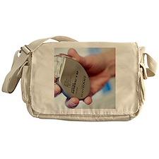 Heart pacemaker - Messenger Bag