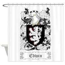 Edwin Shower Curtain