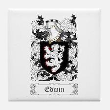 Edwin Tile Coaster