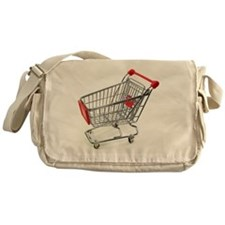 Shopping trolley - Messenger Bag