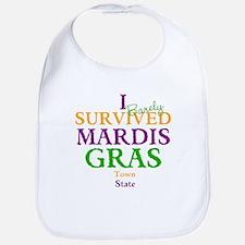 Your Mardis Gras Bib