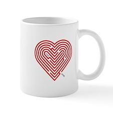 I Love Janie Small Mugs