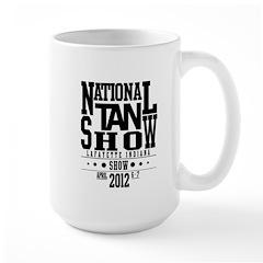 2012 Nationals - Old School Design Mugs