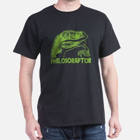 Philosoraptor Dark T-Shirt