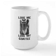 GOAT-Love my Goatee Mug