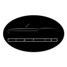 124 Spider Sticker (Black)
