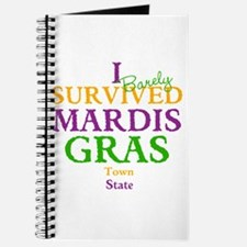 Your Mardis Gras Journal
