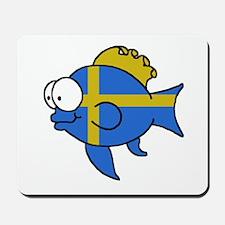 Swedish Fish Mousepad