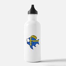 Swedish Fish Water Bottle