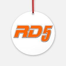 RD5 Ornament (Round)