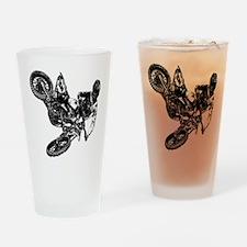 RDbike Drinking Glass
