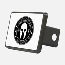 I Think Therefore I Am Armed Hitch Cover