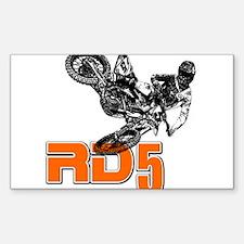 RD5bike Decal
