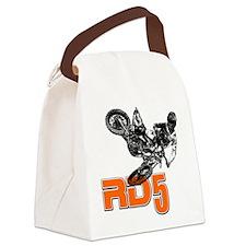 RD5bike Canvas Lunch Bag