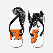RD5bikeSlant Flip Flops