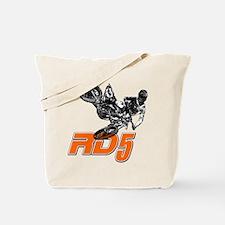 RD5bikeSlant Tote Bag