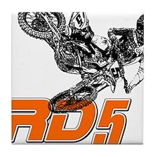 RD5bikeSlant Tile Coaster