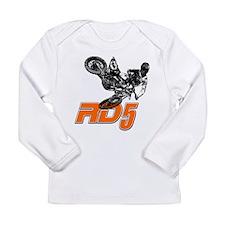 RD5bikeSlant Long Sleeve T-Shirt