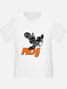 RD5bikeSlant T-Shirt