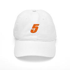RDnumber5 Baseball Baseball Cap
