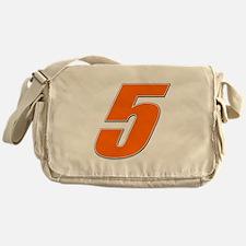 RDnumber5 Messenger Bag