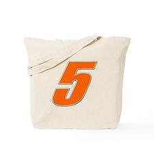 RDnumber5 Tote Bag