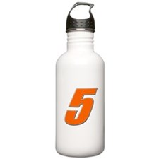 RDnumber5 Water Bottle